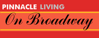 Pinnacle Living On Broadway Logo