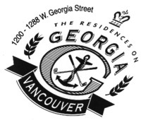 Residences on Georgia East Tower Logo