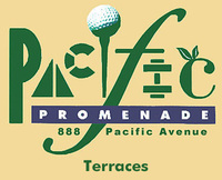 Pacific Promenade - The Terraces Logo