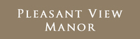 Pleasant View Manor Logo