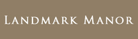 Landmark Manor Logo