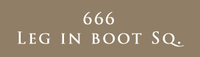666 Leg In Boot Sq. Logo